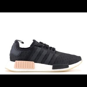Adidas women's NMD R1 in black carbon